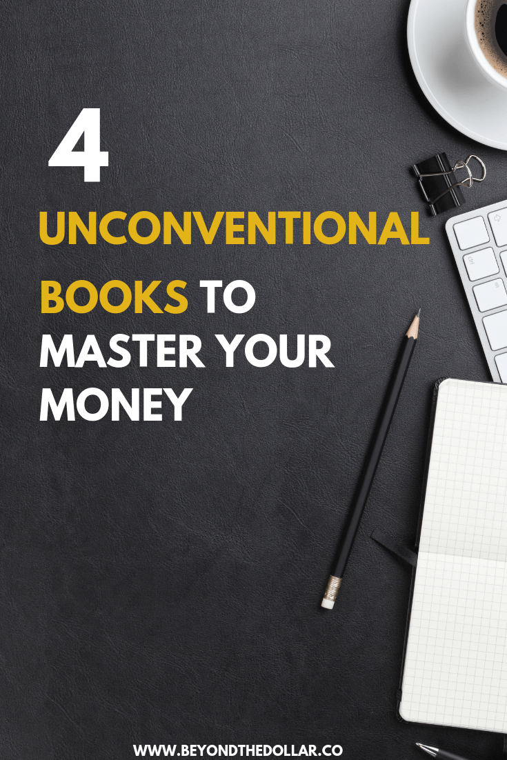 Are you interested in earning more money, but the personal finance books you read out are too boring (or complicated)? Well then check out these 4 books. It may seem like they have nothing to do with money, it'll help your mindset so that you can be a money making machine #money #earnmoremoney #moneymindset