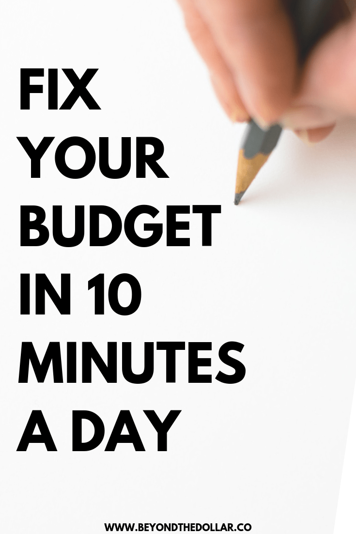 Look, fixing our finances shouldn't be hard. It might require you to sit down and look at some paperwork, but you don't need to spend hours upon hours hunched over looking at numbers.