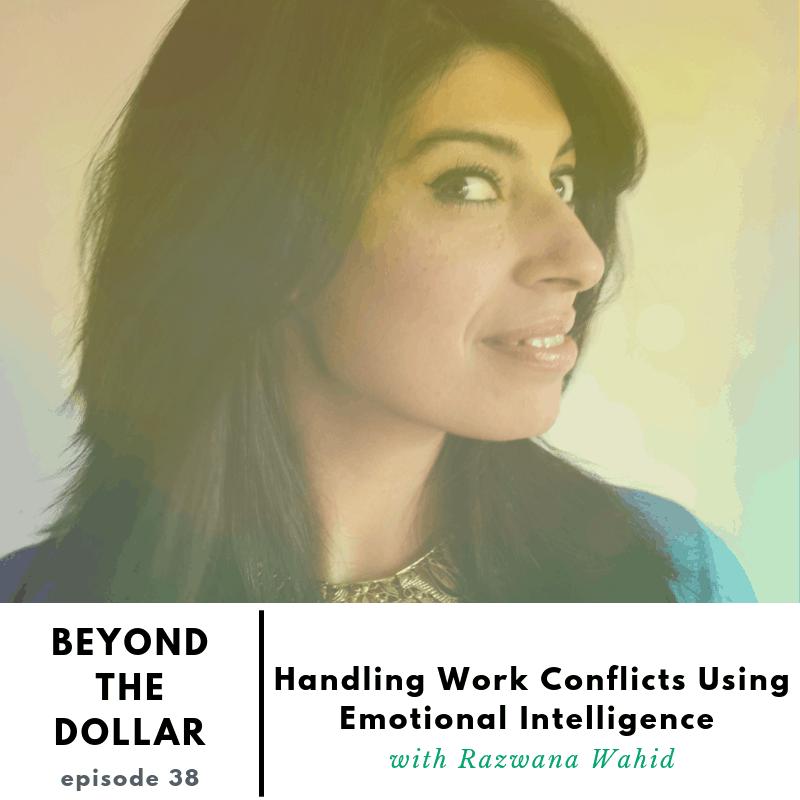 Handling Work Conflicts Using Emotional Intelligence with Razwana